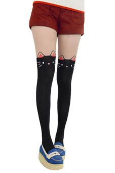 Harga QuincyLabel Stocking Pink Cat