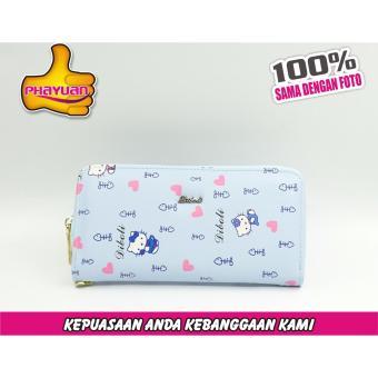 Labelledesign Sepatu Wanita Dasi Mutiara Abuabu Daftar dan Source · Phayuan Dompet Fashion Wanita Panjang Anak