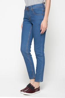 2nd RED 233288 Jeans Slim Fit Ladies Blue Craft Wifing - 2 .
