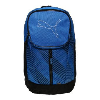 Harga Puma Echo Backpack - Electric Blue Lemonade