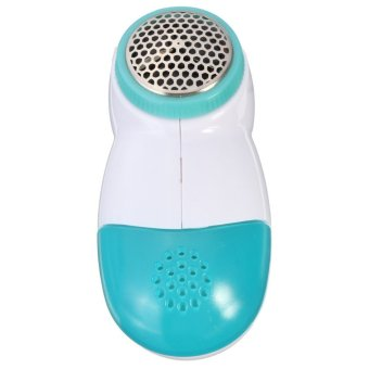 Portable Electric Clothes Lint Pill Fluff Remover Fabrics Sweater Fuzz Shaver - intl