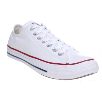 Harga Converse Chuck Taylor All Star OX Canvas Sneakers - Optical White