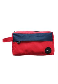 Harga Monday2Weekend M2W SP001 Waterproof Pouch - Red Blue