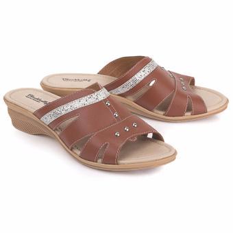 Blackkelly Flat Sandals Wanita - LCU 174 .