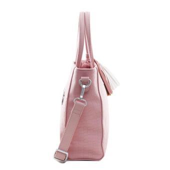 Elizabeth Bag Madeline Tote Bag Pink 3 .