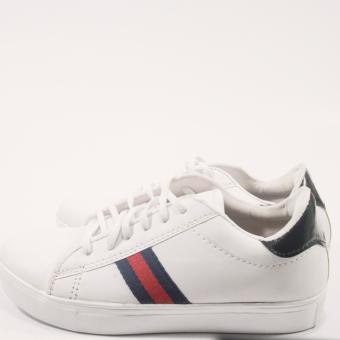 Dapatkan Rafishashoes Sepatu Yzy grey Indonesia Cari Disini Source · RAFISHA  Sepatu Strip Merah Hijau PUTIH 2 4eff8e5c0a