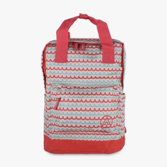 Harga Airwalk Maxton Junior Printed Backpack - Merah
