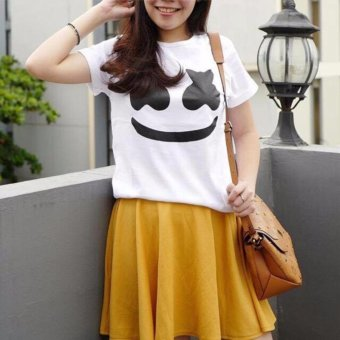 Harga Labelledesign Marshmellow SMILE WHITE