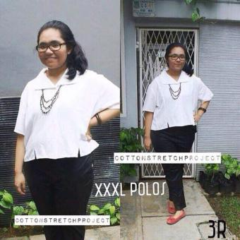 Harga CSP Cotton stretch size s-xxxl