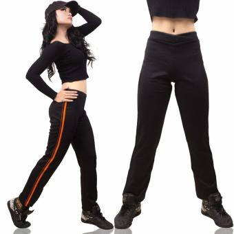 Harga Yovis CBR List Dast - Black List Orange
