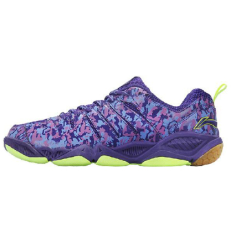 Li-Ning Badminton Shoes – Violet