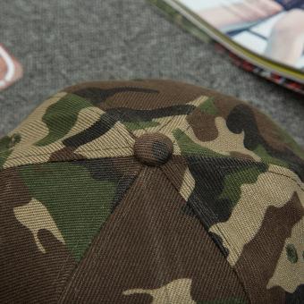 Polos Topi Source · Pria wanita Snapback kamuflase yang dapat topi bisbol  hijau . 66586574e7