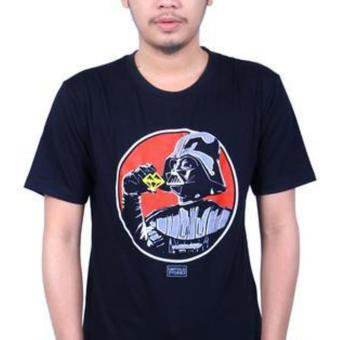 Bloop Tshirt BLP-OE084 Stone Stick Black