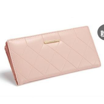 Jims Honey Exclusive - Dompet Fashion Import Wanita - April Wallet (Softpink)