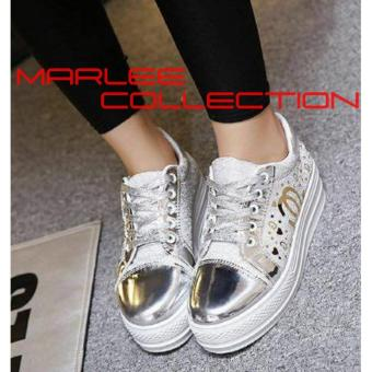 Harga Marlee HT-10 Sneakers Shoes - Silver