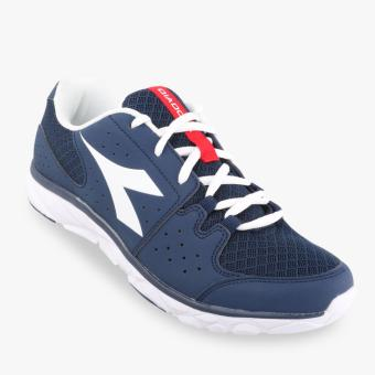 Harga Diadora Hawk 7 Men's Running Shoes - Navy
