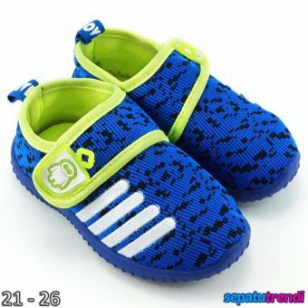 Eelic Bay Sep11 Coklat Muda Sepatu Bayi Laki Laki Motif Bola Source · TrendiShoes Sepatu Anak