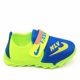 Sport Sepatu Anak 610 Navy 4 .
