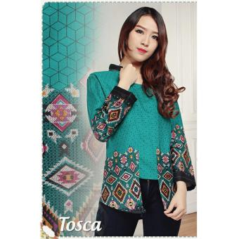 Harga Queenshop - TS Blouse Yani - Tosca