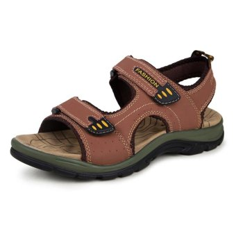 Harga Men's Casual Outdoor Sandals - intl