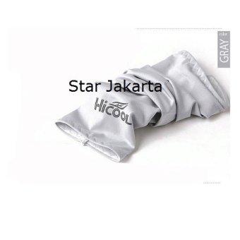 StarJakarta ARM Hi Cool UV Protection Cover / Sarung Pelindung Lengan - Abu .