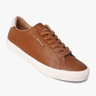 Harga Airwalk Handre Men's Sneakers Shoes - Cokelat