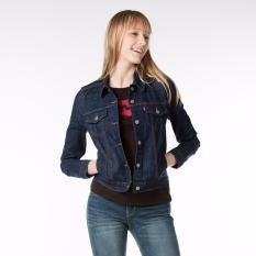 Jaket Murah Wanita Jeans Blue Garment