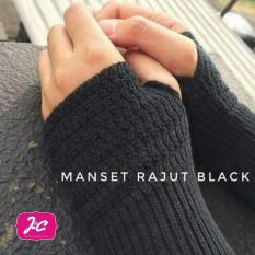 J&C Handsock Finger Manset Rajut