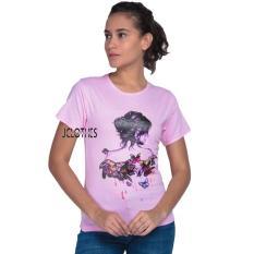 JCLOTHES Kaos Cewe / Tumblr Tee / Kaos Wanita Bodo Amat - HitamIDR29700. Rp 29.700