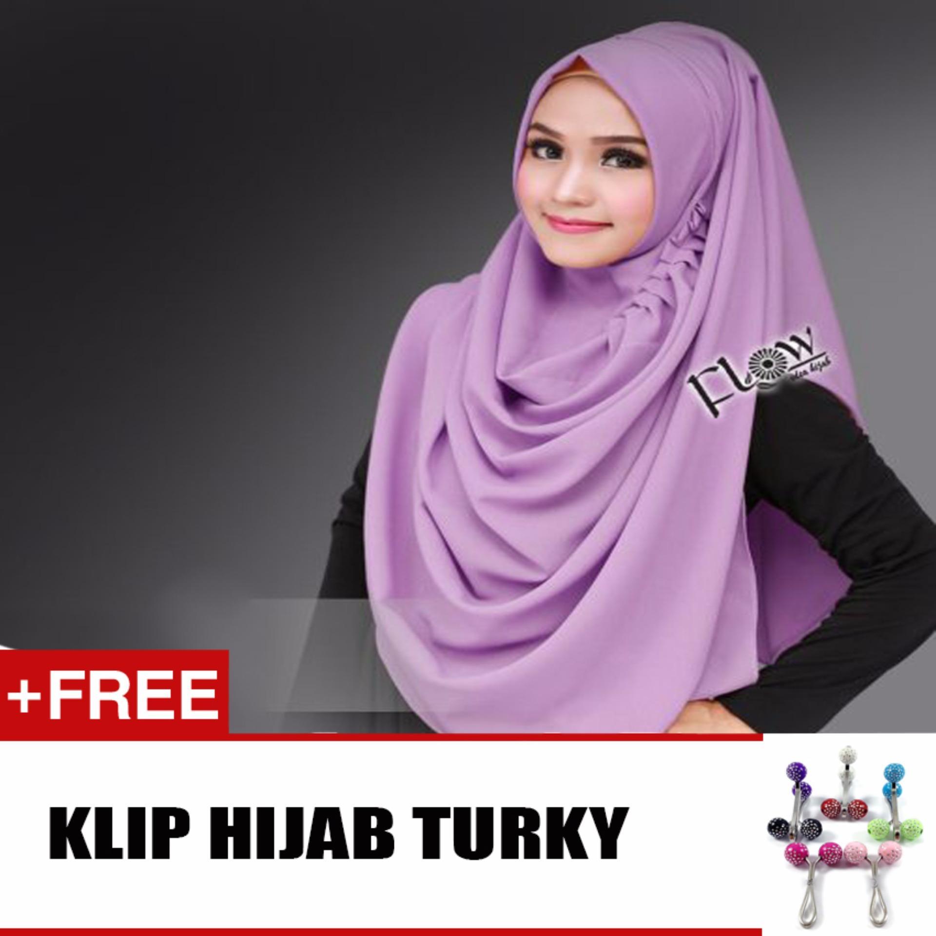 Hijab Jilbab Instant Lcb Maroon Free Klip Daftar Update Harga Khimar Maroko Withpet Sj0004 Salem