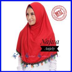 Jilbab Instant/Hijab Instan/Jilbab Instan/Jilbab Syari/Grosir Jilbab Jumbo Antem Tasel
