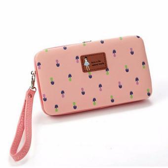 Jims Honey - Best Seller Wallet Import - Lady Wallet (Softpink) - 3