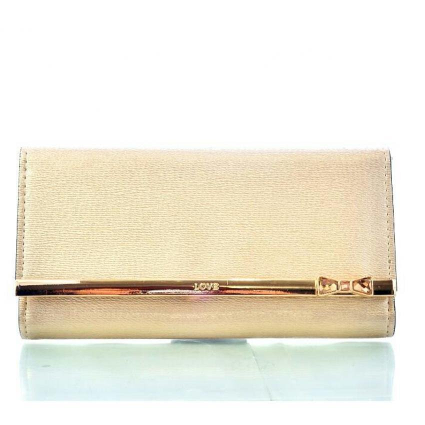 Softpink Source · Jims Honey Fashion Wallet Dompet Import Kqueenstar Gold Lazada Indonesia .