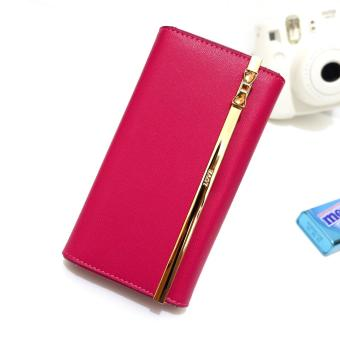 Blue Source Jims Honey Fashion Wallet Dompet Import Kqueenstar Hotpink .