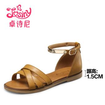 Jual Josiny kata jenis tali sepatu wanita sandal (Kuning ...