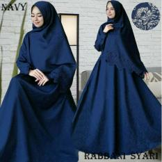JSK New Gamis Rabbani syari set Matt Balotelli HQ Embos size XL (4 color)