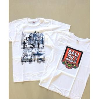 Kaos Kata-kata Khas Bali - 2