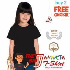 KaosYES T-Shirt Kaos Polos Anak Wanita