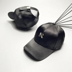 Kecil Lebah Korea Fashion Style Sutra Perempuan Musim Dingin Topi Pelindung Sinar Matahari Topi (Hitam