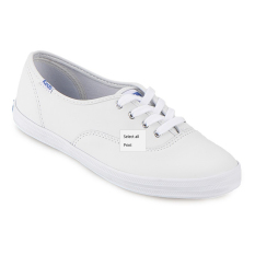 Keds Women Shoes-WH57449-TOURNAMENT LEATHER.White.5