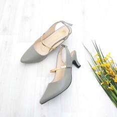 Bebbishoes-Camile Heels-Grey