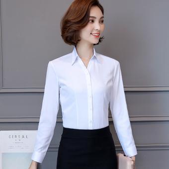 Berapa Harga Murni Putih Non Besi Model Slim Kemeja Profesional