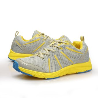 KETA Sepatu KETA 188 Running Outdoor / Olahraga - Abu Kuning