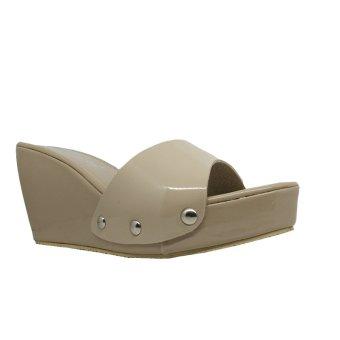 ... Khalista Collections Wedges Women Dual X strap Tan ... Diskon 78%. Cicilan hingga 3 bulan, hanya RP 14.985 per bulan. ... Khalista Wedge Sandals Women ...