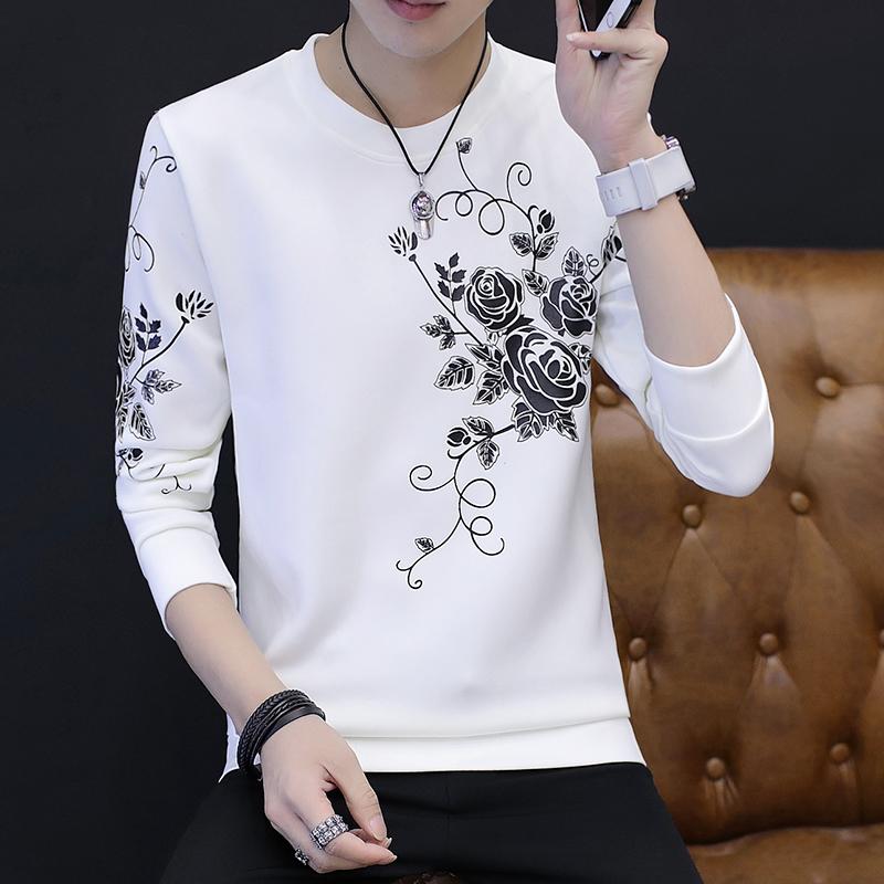 Flash Sale Korea Fashion Style Tambah Beludru Siswa Hangat T-shirt Baju Musim Gugur (