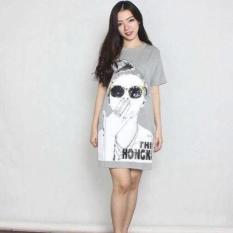 Labelledesign Hongkong Blouse - Misty Grey