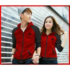 Ladies Fashion Jaket Couple Lengan Panjang A / Jacket Couple / Jaket Sepasang / Jacket Girl