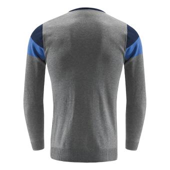 Harga Laki laki lereng handsome kasual mantra mode baju V leher kemejalindung nilai abu abu Terbaru klik gambar.