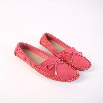 ... Distro DS 443 Sepatu Formal Pantofel Pria Untuk Kerja dan Kantor Kulit Sintetis - Hitam LALANG Wanita Ikatan Simpul Flat Sepatu Nyaman Lembut Pantofel ...