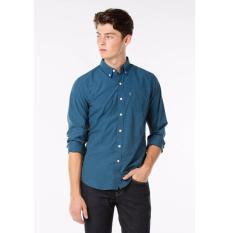 Levi's Classic One Pocket Shirt - Cavaco Dark Blue